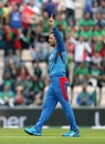 Mohammad Nabi picked up the crucial wicket of Tamim Iqbal, Afghanistan v Bangladesh, World Cup 2019, Southampton, June 24, 2019