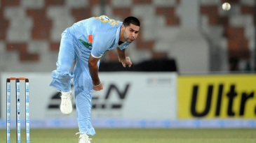 Manpreet Gony played two ODIs during the 2008 Asia Cup