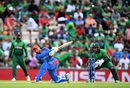Gulbadin Naib made a patient 47, Afghanistan v Bangladesh, World Cup 2019, Southampton, June 24, 2019