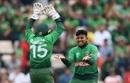 Mushfiqur Rahim stumped Hashmatullah Shahidi off Mosaddek Hossain, Afghanistan v Bangladesh, World Cup 2019, Southampton, June 24, 2019