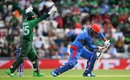Mohammad Nabi could only manage a two-ball duck, Afghanistan v Bangladesh, World Cup 2019, Southampton, June 24, 2019