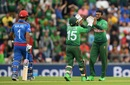 Shakib Al Hasan became the first Bangladeshi cricketer to score a 50 and take a five-wicket haul in a World Cup match, Afghanistan v Bangladesh, World Cup 2019, Southampton, June 24, 2019