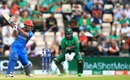 Najibullah Zadran played a typically entertaining knock of 23, Afghanistan v Bangladesh, World Cup 2019, Southampton, June 24, 2019