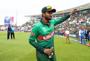 Shakib Al Hasan led Bangladesh to victory with an all-round performance, Afghanistan v Bangladesh, World Cup 2019, Southampton, June 24, 2019