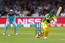 David Warner was the quicker of the two openers early on, England v Australia, World Cup 2019, Lord's, June 25, 2019