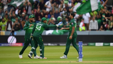 A semi-final spot looks unlikely for Pakistan; they wouldn't have it any other way