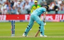 Michell Starc's brilliant yorker ends Ben Stokes' resistance, England v Australia, World Cup 2019, Lord's, June 25, 2019