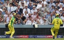 Glenn Maxwell combines with Aaron Finch for a superb catch, England v Australia, World Cup 2019, Lord's, June 25, 2019