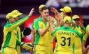 Jason Behrendorff's five wickets included both England openers, England v Australia, World Cup 2019, Lord's, June 25, 2019