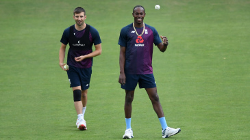 Pace cadets: up until June 22, five bowlers - including Mark Wood and Jofra Archer -had bowled more than 12 balls at over 145kph in this World Cup