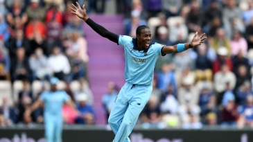 The England team management have confirmed Jofra Archer has a