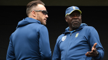 Faf du Plessis and Ottis Gibson are likely to face scrutiny after South Africa's poor World Cup