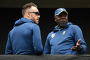 Faf du Plessis and Ottis Gibson are likely to face scrutiny after South Africa's poor World Cup, South Africa v New Zealand, World Cup 2019, Birmingham, June 19, 2019