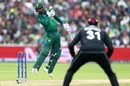Muhammad Hafeez has trouble handling the short ball, New Zealand v Pakistan, World Cup 2019, Birmingham, June 26, 2019