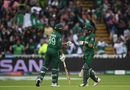 Babar Azam and Haris Sohail's partnership powered Pakistan's chase, New Zealand v Pakistan, World Cup 2019, Birmingham, June 26, 2019
