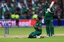 Babar Azam's brilliant hundred keeps Pakistan's semi-final hopes alive, New Zealand v Pakistan, World Cup 2019, Birmingham, June 26, 2019