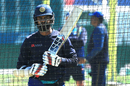 Lahiru Thirimanne at a nets session, World Cup 2019, Chester-le-Street, June 27, 2019