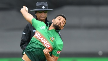 Mashrafe Mortaza doesn't have any plans of leaving the game just yet