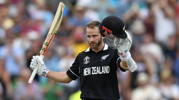 Kane Williamson won't blast away, he will try to build a little fort out in the middle