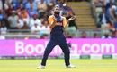 Mohammed Shami almost spills a straightforward catch from Jos Buttler, England v India, World Cup 2019, Edgbaston, June 30, 2019