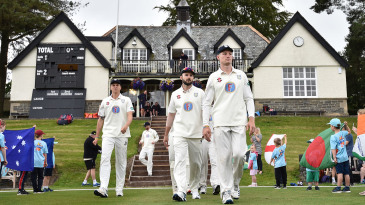 Cameron Bancroft leads Durham out