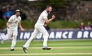 Nathan Rimmington celebrates a wicket, Lancashire v Durham,  County Championship: Division Two, Sedbergh, June 30, 2019