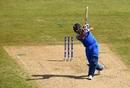 Rohit Sharma sends Mohammad Saifuddin over the extra-cover boundary, Bangladesh v India, World Cup 2019, Edgbaston, July 2, 2019