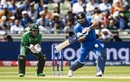 Rohit Sharma got to 50 in just 45 balls, Bangladesh v India, World Cup 2019, Edgbaston, July 2, 2019