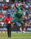 Rubel Hossain celebrates KL Rahul's wicket, Bangladesh v India, World Cup 2019, Edgbaston, July 2, 2019