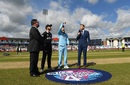Eoin Morgan won the toss and elected to bat in a must-win match, England v New Zealand, World Cup 2019, Chester-le-Street, July 3, 2019