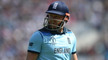 Don't look back in anger: Bairstow channelled criticism into a statement hundred against India