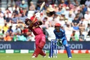 Shai Hope tees off, Afghanistan v West Indies, World Cup 2019, Headingley, July 4, 2019