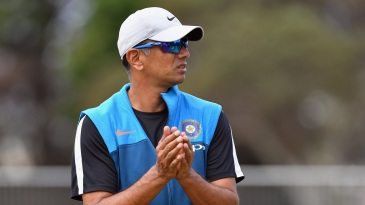 Rahul Dravid has been tasked with turning the NCA into a high-performance centre