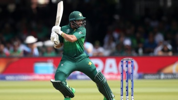 Imam-ul-Haq starts steadily as Pakistan embark in pursuit of the impossible