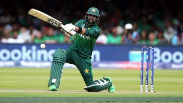Imad Wasim's quickfire cameo lent the Pakistani innings a sense of purpose