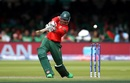 Soumya Sarkar was dismissed on 22 by Mohammad Amir, Bangladesh v Pakistan, World Cup 2019, Lord's, July 5, 2019