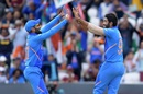 Jasprit Bumrah dismissed Dimuth Karunaratne early, India v Sri Lanka, World Cup 2019, Leeds, July 6, 2019