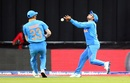 Hardik Pandya and Kuldeep Yadav missed an easy catch in the field, India v Sri Lanka, World Cup 2019, Leeds, July 6, 2019