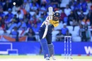 Lahiru Thirimanne provided solid support to Angelo Mathews, India v Sri Lanka, World Cup 2019, Leeds, July 6, 2019