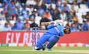 KL Rahul got out while trying to avoid a short ball, India v Sri Lanka, World Cup 2019, Leeds, July 6, 2019