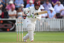 Steven Davies notched a half-century, Somerset v Nottinghamshire, County Championship, Taunton, 1st day, July 7, 2019