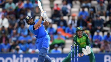 Rohit's sixes win Nobel Peace prizes for gentleness