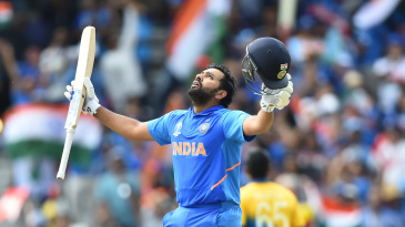 Despite Rohit Sharma's five centuries in this World Cup, three of them consecutive, he still has about 27 runs to go to beat Sachin Tendulkar's 673 runs in the 2003 World Cup