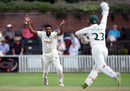 R Ashwin appeals for a leg-before chance, Somerset v Nottinghamshire, County Championship, 2nd day, July 8, 2019