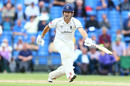 Sam Hain runs between the wicket, Yorkshire v Warwickshire, County Championship Division One, York, June 18, 2019