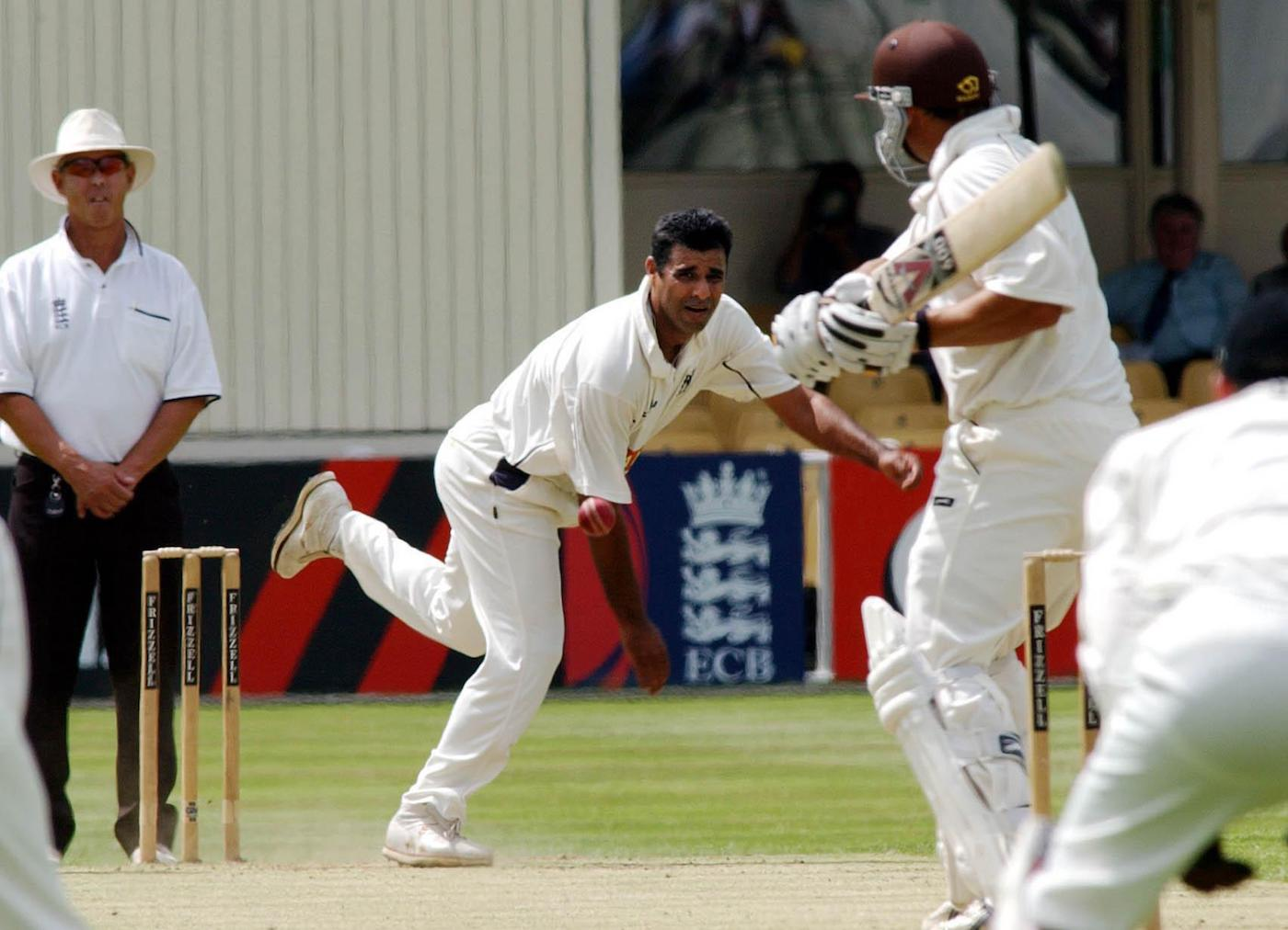 The fast and the ferocious: Waqar Younis