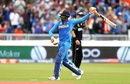 Ravindra Jadeja lit up Manchester with an electrifying fifty, India v New Zealand, World Cup 2019, Old Trafford, July 10, 2019