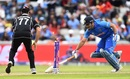 India's hopes ended when Martin Guptill ran MS Dhoni out, India v New Zealand, World Cup 2019, Old Trafford, July 10, 2019