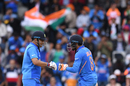 Ravindra Jadeja and MS Dhoni put on a century stand, India v New Zealand, World Cup 2019, Old Trafford, July 10, 2019