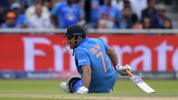 MS Dhoni's performance will divide opinion tomorrow and in days to come